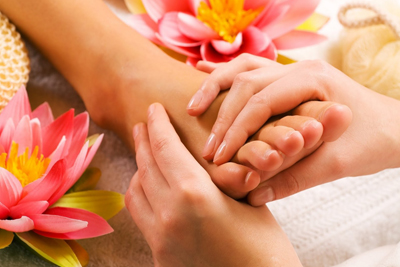 Foot Massage Grand Wellness Centre Brantford